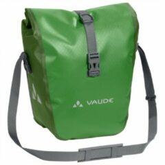 Groene Vaude - Aqua Front - Fietstas maat 28 l groen/olijfgroen/grijs