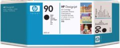Zwarte HP 90 - Inktcartridge / Zwart