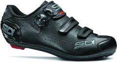 Zwarte Sidi Alba 2 Mega Road fietsschoenen - Fietsschoenen