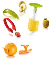 VacuVin Tomorrow's Kitchen Fruit Set - Kunststof - Groen