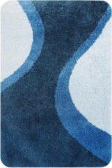 Dutch House badmat Metz blauw 60x90cm