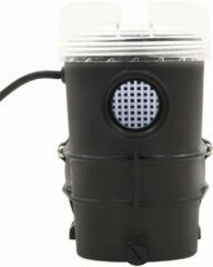 VidaXL Zwembadpomp met timer 0.25 pk 8000 L/u zwart