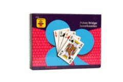 Engelhart Longfield Games Speelkaarten In Etui 100% Plastic