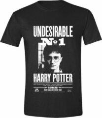 Harry Potter - Undesirable n.1 T-Shirt - Grijs - L
