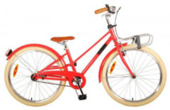Rode Volare Melody kinderfiets Melody 24' Girls Pastel Red CB Ultra Light