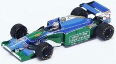 Benetton B194 #6 J.J. Letho 1994 Monaco GP