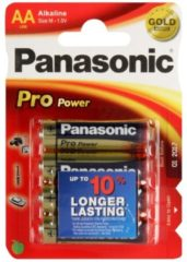 Goobay Batterie Alkali Mignon (AA)<br>Panasonic - Pro Power (Gold Award