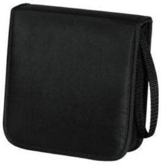 Hama Cd Wallet Nylon - Ruimte voor 20 CD's / Zwart
