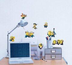 Gele Minions Ultimate Room Decoration - Sticker Set
