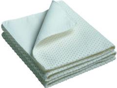 Witte Beter Bed Select Polydaun Topnop Antislip Matrasonderlegger - Matrasbeschermer - 80x200cm