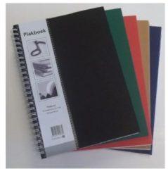 Merkloos / Sans marque 5 Plakboeken Neutraal 23X33Cm 40V.894076