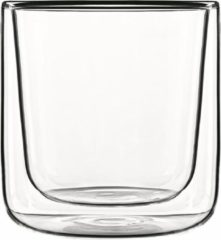 Transparante Bormioli Luigi - Thermic glass eat - 2 Cilindrical
