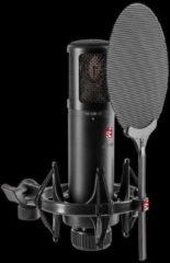 SE Electronics sE2300 Microfoon voor podiumpresentaties Zwart