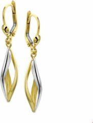 Goudkleurige The Jewelry Collection Oorhangers - Geelgoud