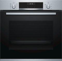Roestvrijstalen Bosch HBA537BS0 inbouw oven met AutoPilot10 en EcoClean