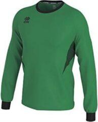 Groene Errea Keepersshirt Malibu - Maat M