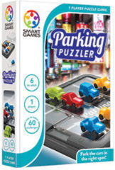 SmartGames Smart Games Parking Puzzler (60 opdrachten)