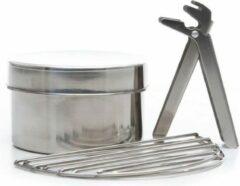 Kelly Kettle - Cook Set Small - Kookset maat 0,45 l, stainless steel