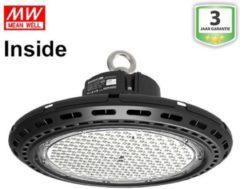Groenovatie LED Halstraler UFO 240W Pro Neutraal Wit, MeanWell Driver Inside