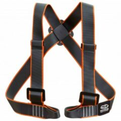 Climbing Technology - Torse Chest Harness - Borstgordel zwart/bruin