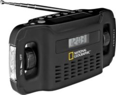 National Geographic Solar Radio UKW/MW