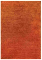 Eazy Living Easy Living - milo-Rug-Rust Vloerkleed - 200x290 cm - Rechthoekig - Laagpolig Tapijt - Retro - Oranje