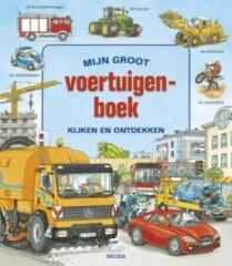 Bruna Mijn groot voertuigenboek - Boek Deltas Centrale uitgeverij (9044733036)