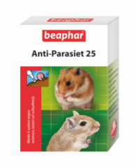 Beaphar Anti-Parasiet 25 Knaag - Parasieten - 2 pip 50 - 300 G