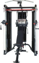 Zilveren Inspire Fitness Inspire FT2 Functional Trainer