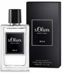 S.Oliver S. Oliver Black Label Men Eau de Toilette Spray 50 ml