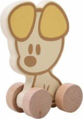 Rubo Toys trekfiguur Pip 18 cm geel