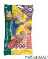 SES Creative 00718 kunst- & knutselset voor kinderen Kids' bead set 1000 stuk(s)