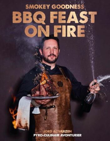 Afbeelding van Ons Magazijn Smokey Goodness BBQ Feast on Fire