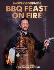Ons Magazijn Smokey Goodness BBQ Feast on Fire