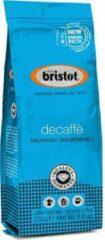 Bristot Diamante Decaffe gemalen koffie - 250 gram