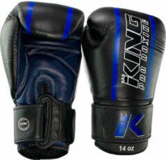 Blauwe King Pro Boxing - Bokshandschoenen - KPB/BG ELITE 2 - 14 oz
