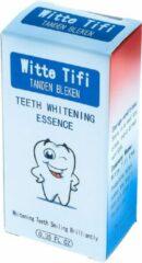 Rode Witte Tifi Witte Tanden - TandenBlekers - Tanden Bleken - Tandenbleken - Wittere Tanden - Teeth Whitening - White Teeth - Facings - Witte Glimlach - White Smile - Tanden Blekers - Charcoal Poeder - Tandsteen Verwijderaar - Tandplak Verwijderen - Tand