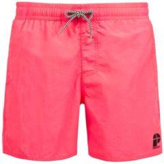 Roze Protest CULTURE JR Zwemshort Jongens - Fluor Pink - Maat 164