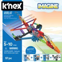 K'nex Knex Building Sets Jumbo Jet