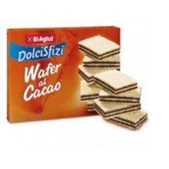 Heinz italia BiAglut Wafers Al Cacao Senza Glutine 175g