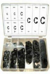 Weber Tools Assortiment E- clips 300 pcs - FD6005