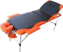Sonstiges Massageliege Alu Belastbarkeit bis 230 kg, Orange