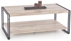 Home Style Salontafel Bavaria 120 cm breed in sanremo eiken