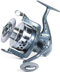 Eurocatch Fishing Seawolf 8000 - Molen - Slip Voorop - Zilver - 562 gr - 4.1:1 lagers - Zilver