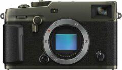 Fujifilm X-Pro3 Dura Digitale camera 26.1 Mpix Dura black 4K Video, Flitsschoen, Bluetooth, Full-HD video-opname, WiFi, Optische zoeker, Elektronische zoeker