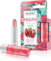 REVERS® Aroma Lip Balm Shea Butter And Avocado Oil #Pomegranate