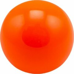 Merkloos / Sans marque Hockeybal oranje - zonder logo