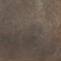 Herberia Ceramiche Vloer- en wandtegel Oxid Copper 90x90cm Gerectificeerd Industriële look Mat Bruin SW07311390
