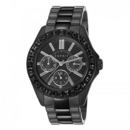 Afbeelding van Esprit Dolce Vita Black Romance ES102392023 dames horloge
