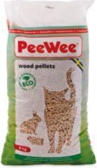 Peewee Houtkorrels - Kattenbakvulling - 9 kg